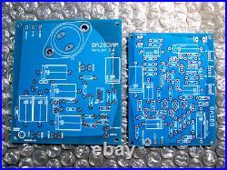 Neve 1073 PCB Set - preamp with EQ - BA189 BA283 1290 LO1166 80dB gain