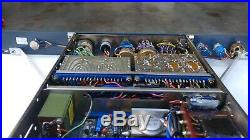 Neve 1073 Vintage Mic Pre/EQ Brent Averill Racked From Converted Neve 2074