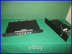 Neve 3719 6x mic pre with 1 DI 6x ives L-10468 xfrms 7 x 440 series op amps w-PS