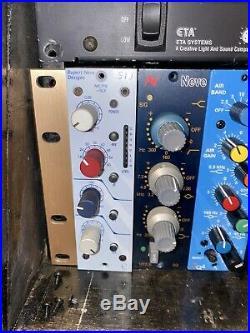 Neve 511 500 Series Mic Preamp 5017 Pre 5012 HPF