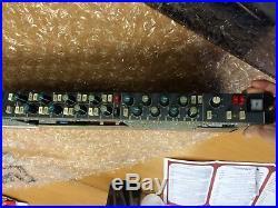 Neve 83010 / 10852 Mic-Pre / Filter / Comp-Gate / EQ Channel