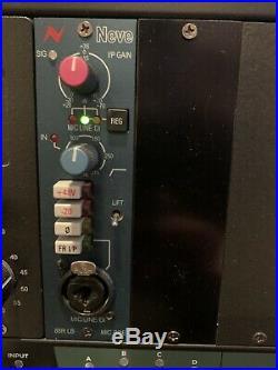 Neve 88RLB 500 Series Mono Mic Preamp Module