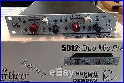 Neve Portico 5012 Dual Mic Pre Amp