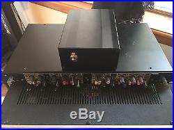 Neve V1 Channel strips Preamps EQ & Compressors RACKED 1u API SSL RND Rupert