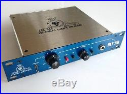 New BLA Black Lion Audio B173 Microphone Preamp Mic Pre 1/2 Rack Studio Hardware