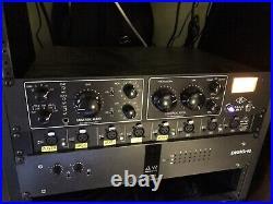 New Universal Audio LA-610 MkII Classic Tube Recording Channel