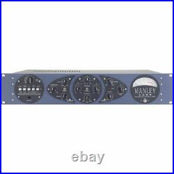 OpenBox Manley Labs Core Tube Reference Channel Strip Preamp Compressor EQ Limit