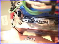 Original Neve 1272 Preamp Brent Averill Racked & Power Supply