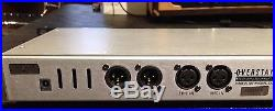 Overstayer AMPEQ-02 Stereo Mic Pre & Pultec EQ EXCELLENT CONDITION