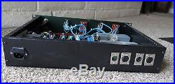 Pair of RCA BA71b racked mic preamps RARE