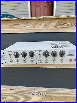 Peavey Electronics VMP-2 Dual Channel Tube Microphone Preamp