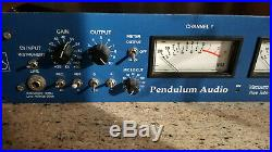 Pendulum Audio MDP-1 Two Channel mic preamp