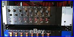 Pete's Place Audio Electrodyne 501 Preamp Quad Eight Neve