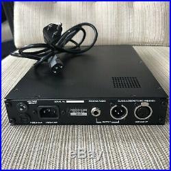 Phoenix Audio DRS-Q4 II Mic Pre DI EQ Microphone Instrument Preamp Neve Ish
