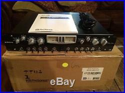 PreSonus ADL 600 2-channel Tube Microphone Preamplifier