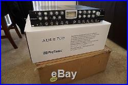 PreSonus ADL 700 Tube Channel Strip Microphone Preamp MINT