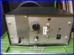 Preamplifier telefunken v672/2 racked desktop rare german vintage discrete