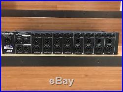 Presonus M80, 8 Channel MIC Preamp