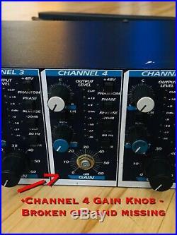 Presonus M80 Eight Channel Microphone Preamp