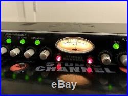 Presonus Studio Channel Pre-Amp, Vacuum Tube, Compressor, Equalizer