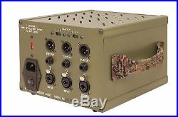 ProItems Audiolux 3X500 Lunchbox for API 500 Series type modules