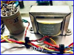 Quad Eight Style Mic Preamp GAR AM10 / UTC & Jensen Transformers