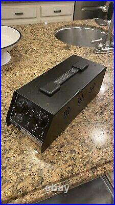 RARELY USED UA/Universal Audio SOLO 610 Classic Vacuum Tube Mic Pre / DI Box