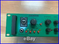 - RARE JoeMeek VC1Qcs Studio Channel Mic Preamp Compressor VC1Q-CS