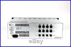 RARE Universal Audio 4110 4-Channel Precision Analog Microphone Preamp