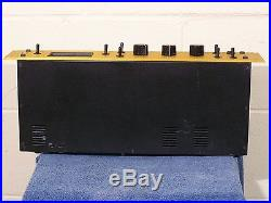 Requisite Audio Engineering Pal Tube Pre-amplifier Optical Limiter Y7 & L1