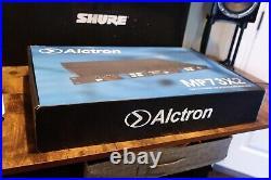 REVIVE AUDIO MODIFIED ALCTRON MP73x2 1073-2 CH, DISCRETE, TRANSFORMER MIC PREAMP