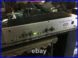 ROLLS RP220 Dual Tube Mic Preamp, Stereo pre amp //ARMENS//