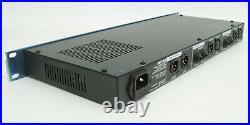 Rack Mount Presonus MP20 Two-Channel Discrete Dual Servo Mic Preamp