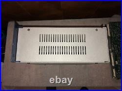 Rack for Studer 1.912.192.11 mic preamp EQ channels for 900, 901, 902 series, A+