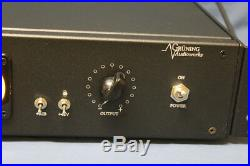 Racked, Restored Solo RCA BA-71C Mic-Preamp