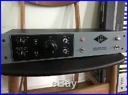 Rare Early Universal Audio M610 Tube Preamplifier Preamp UA EXC Clean