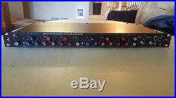 Rare Pendulum SPS 1 Acoustic Preamp with Pick-up/Mic Preamp Module and 120v/230v s