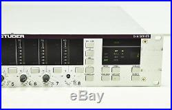 Rare Studer D19 MicAD AD Stereo Mic Microphone Preamp Converter #2
