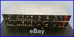 Rare Vintage Ward Beck M460D Equalizer Channel Strip EQ Preamp