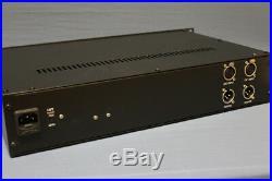Restored Pair of Telefunken 672 Mic-Preamps