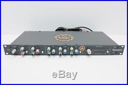 Revive Audio Modified Symetrix 528, MIC Preamp+channel Strip, Smooth Sound