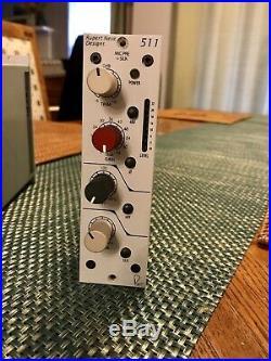 Rupert Neve Designs 511 Microphone Preamplifier Mic Pre (500 Series)