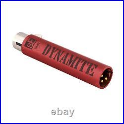SE Electronics DM1 Dynamite 1-channel Active Inline Preamp DM1-MIC-PRE-U