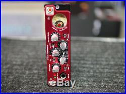 SM Pro Audio Tubebox TC501 500 Series Class A Tube Preamplifier Channel Strip