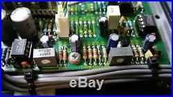 SOLID STATE LOGIC- LISTEN MIC COMPRESSOR and PRE AMP, 1996 G Series Vintage