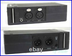 SONOSAX SX-M2 Microphone Preamplifier Professional Stereo Mic Line Amplifier