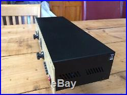 SPL Goldmike 2 Channel Valve Microphone Preamp Model 9844