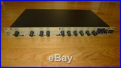 SPL Track One Channel Strip Mic Pre Instrument preamp EQ Compressor Limiter