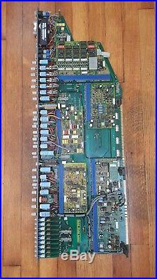 SSL 4000 Channel with 292 EQ