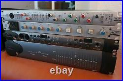 SSL Alpha XLogic Channel strip Mikrofonvorverstärker Microphone PreAmp